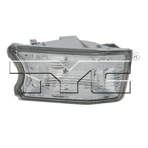 Front Passenger Right Turn Signal Light Assembly TYC for Toyota 4Runner 10-13