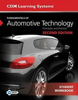 Fundamentals of Automotive Technology Student Workbook    by Kirk VanGelder