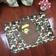 Bape Bathing Ape black shark Home Decor Door Mat Rug Bath Carpet U.K SELLER