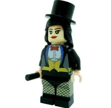**NEW** Custom Printed - ZATANNA - DC Universe Building Block Minifigure