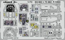 Eduard Zoom Ss662 1/72 República F-105d Thunderchief Trumpeter