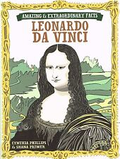 Leonardo Da Vinci (Amazing and Extraordinary Facts) NEW BOOK