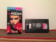 Girlfight / La pugiliste (Vhs, 2001) Tape & sleeve French