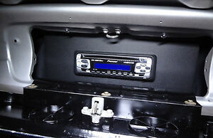 1963-64 Impala Glovebox Stereo Mount Glove Box radio mount 1964