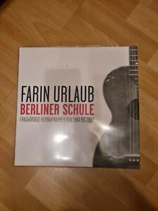 2 LP: Farin Urlaub - Berliner Schule, Fragwürdige Heimaufnahmen..., NEU & OVP