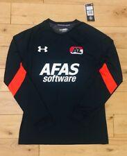 Under Armour AZ ALKMAAR 2016/17 Goalkeeper Shirt Jersey New 1278992 L