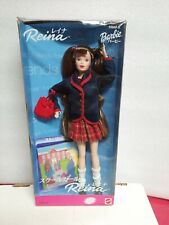 #23957 NRFB Mattel Japanese School Girl Reina Friend of Barbie
