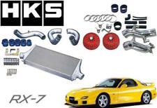 HKS R TYPE INTERCOOLER TURBO PIPING & AIR INTAKE FILTER COMPLETE KIT MAZDA RX7