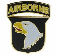 US Army 101st Airborne Division Hat or Lapel Pin H14651hD70