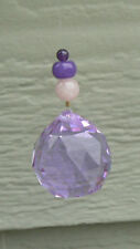 Feng Shui Spirit Crystal - 40 mm purple/blue