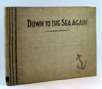 1952 Down To The Sea Again USS Pittsburgh CA-72 USN US Navy Cruise Book