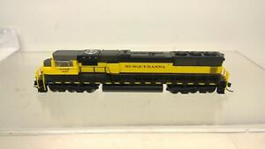 Athearn N scale Locomotive Susquehanna-NYSW 4058 SD70M -NEW (N19)