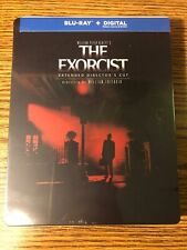 The Exorcist Blu-ray + Digital RARE LIMITED Steel Book NEW DIRECTOR'S CUT 2000