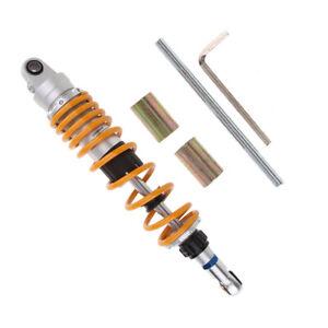 Ammortizzatori posteriori universali per moto Spring Orange da 360mm