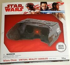 Disney Star Wars VR Virtual Reality Goggles for Smartphones NEW Winn Dixie