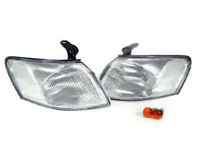 DEPO JDM Style Clear Lens Front Corner Lights Lamps For 97 98 99 Toyota Camry