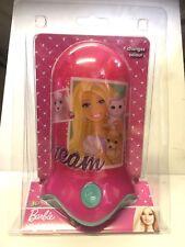 Boxed LED Night Light * Barbie Kids Colour Changing Nite Lite