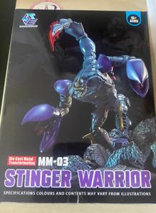 Transformation TE MM-03 Stinger Warrior,in stock