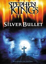 Silver bullet Stephen King Horror Movie poster print