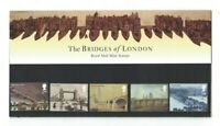 MGB92) Great Britain 2002 Bridges of London Presentation Stamp Pack MUH