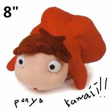 Gund Studio Ghibli Ponyo the Princess Goldfish 4-In Backpack Clip//Key Chain