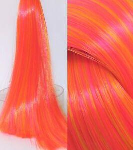 TROPICANA Nylon Hair Blend for Doll Rerooting/Wig Making/OOAK