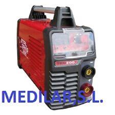Soldador Inverter Premium TEC 200