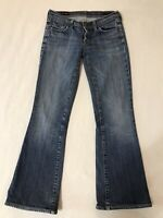 Citizens of Humanity Women's SZ 26 Ingrid #002 Stretch Low Waist Flare Jeans