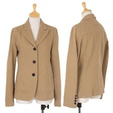 Jean-Paul GAULTIER FEMME Cotton Wool Jacket Size 40(K-45397)