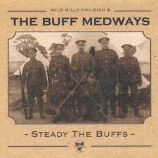 The Buff Medways - Steady The Buffs  WHITE vinyl LP *Billy Childish *