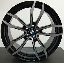 """Cerchi in Lega per BMW Serie 1 2 3  BMW X1 X3 X4 17"""" nuovi (4 cerchi )"""