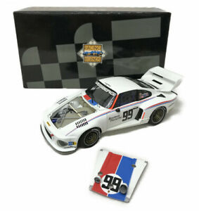 EXOTO Scale size 1/18 Porsche 935 No.99 White Used/opened With box From JAPAN