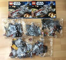 Lego Star Wars 7964 Republic Frigate 2011 Retired Sealed Set Instruction Manual