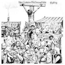 THE BLOOD FALSE GESTURES FOR A DEVIOUS PUBLIC LP (black vinyl)