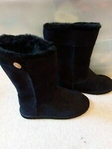 Ripcurl Women's Ugg Boots Black New Size 9-11
