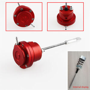 Universal Turbo Adjustable Wastegate Actuator & Rod 150mm - Aluminum Alloy