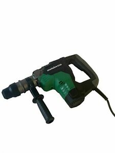 """Brand New Metabo HTP DH40MC 1-9/16"""" SDS Max Rotary Hammer With Case"""