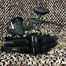 NEW Azodin Kaos LEGENDARY Paintball Marker Gun Package Kit - Black