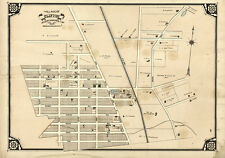 1877 Map of Clifton Passaic County New Jersey