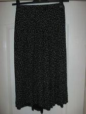 Knee Length Unbranded Regular Flippy, Full Skirts for Women