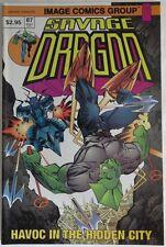 2001 THE SAVAGE DRAGON #87  -  F                     (INV12191)