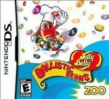 Brand New Jelly Belly Ballistic Beans (Nintendo DS, 2009) Nintendo DS Game