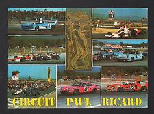 LE CASTELET (83) COURSE AUTOMOBILE CIRCUIT PAUL RICARD en vue aérienne 1977