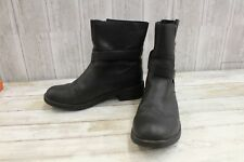 Rocket Dog Tour Boots - Women's size 11 - Black (repair)