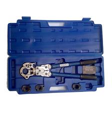 iCrimp Plumbing Pex Crimping Tool AusPex DuoPex TradePex WaterPex All Pex