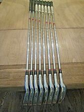 Forged Ben Hogan Apex Plus Iron Set- with APEX4 Steel Shafts- 3 thru E Wedge