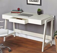Writing Desk / Office Computer Table With Drawer Workstation Home Furniture New