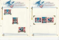 Paraguay Collection, John Kennedy & Space on 9 White Ace Pages Mint NH (F)