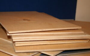 PLYWOOD SHEETS - OFF CUTS: IDEAL FOR 101 USES, INC LOFT SPACE BOARDING & SHELVES