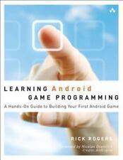 Learning Android Game Programming: A Hands-On Guide to Building Your First Andr